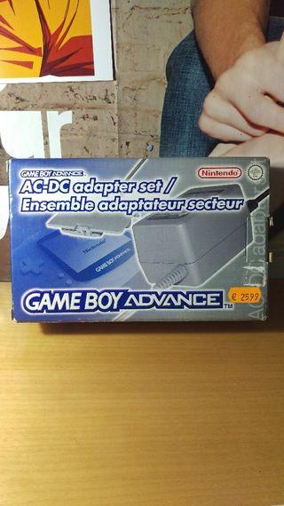 Adaptador Game boy advance