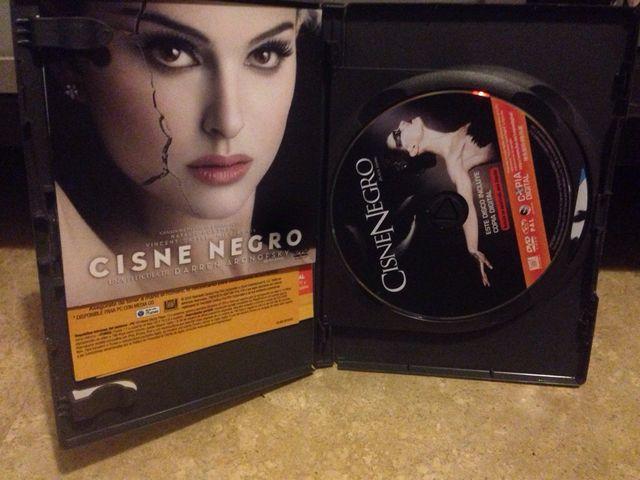 Cisne negro (dvd blu-ray)