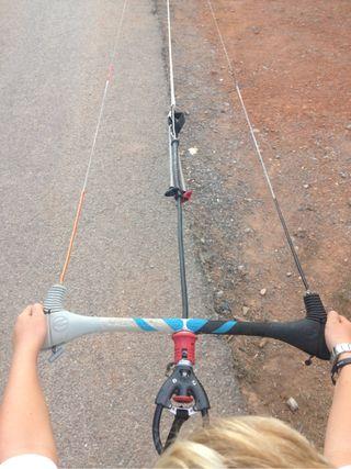Barra de kite Cabrinha