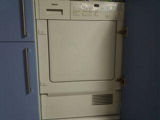 secadora bosch de integracion o integrable