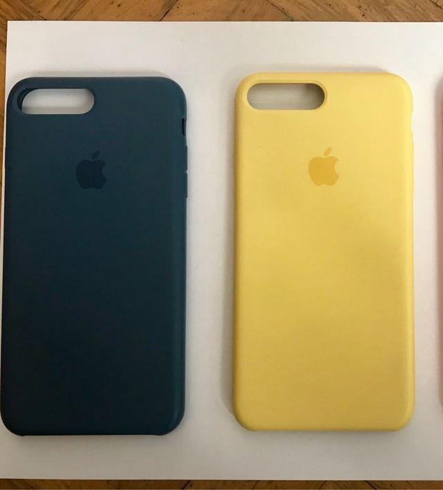 Funda SiliconeCase iPhone plus