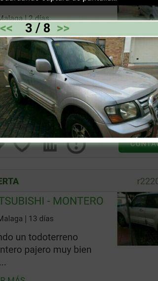 Mitsubishi Montero 2003. 3.2 DID