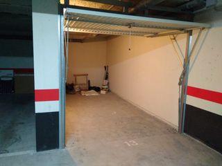 Se vende garaje cerrado