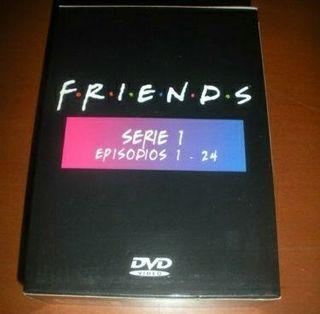 Serie friends episodios 1-24