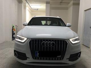 Audi Q3 2013 SLINE