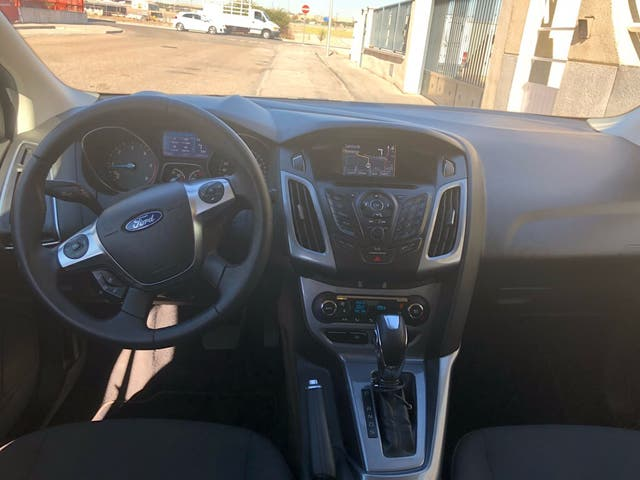 Ford Focus 163 cv tdci automático
