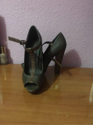 Zapato de Marypaz marron
