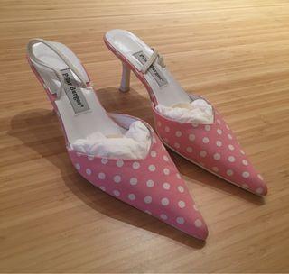 Zapatos tacòn lunares 37