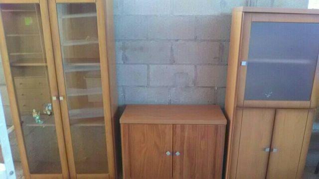 Muebles de salón ideal para piso de alquiler de segunda mano por 100 ...