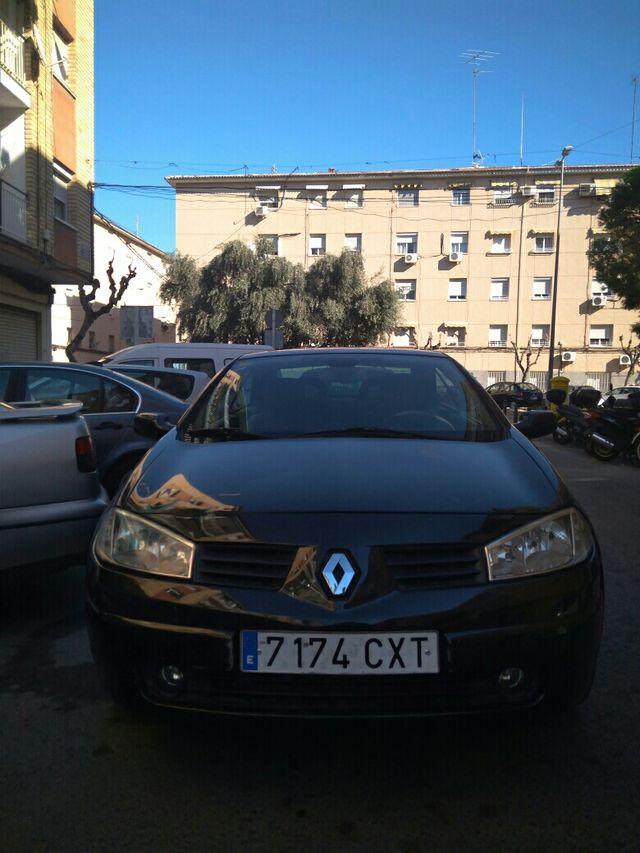 Renault Megane Cabrio 1.9 TD 110CV 2004