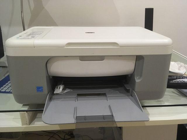 Impresora HP Deskjet F2290
