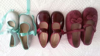zapatos 25 lote