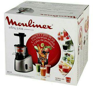 liquadora Moulinex Infiny Juice