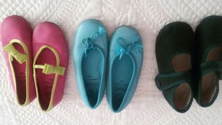 zapatos 24 lote