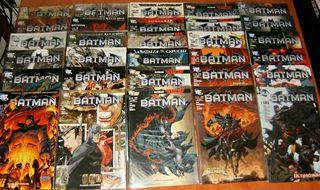 Batman Vol.2 completa Planeta ECC Pre New 52