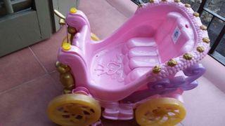 Carroza princesas Baby Born