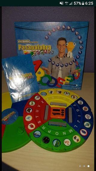 juego pasapalabra