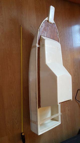 Barco de fibra de vidrio