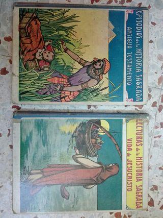 Lote de 2 Libros antiguos