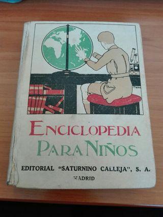 Antigua Enciclopedia para los niños