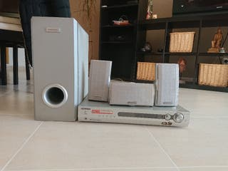 Home cinema Kenwood VRS-5100