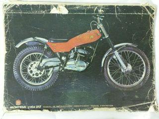 Montesa Cota 247 manual original