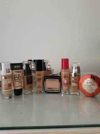 cosmetica l'oreal maybelline astor