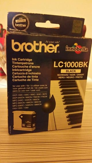 cartucho tinta Brother