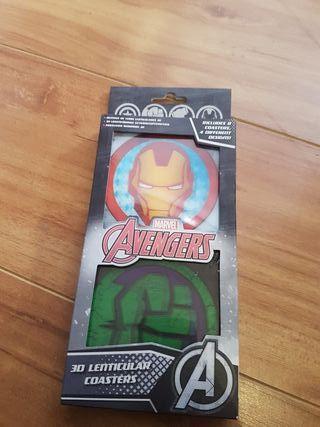 Posavasos Marvel Avengers