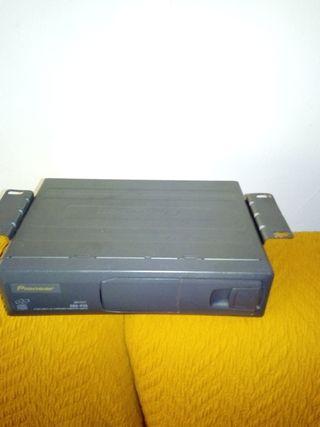 caja de cedes de pioneer