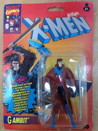 947 MUÑECOS MARVEL COMICS XMEN GAMBITO