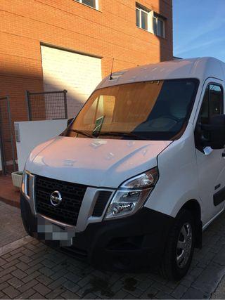 Nissan NV400 2014 (tel. 63259585cero)