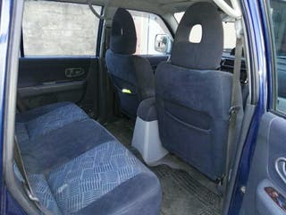 Mitsubishi Montero 2000