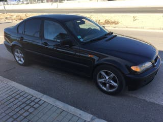 BMW 320D automático 2002