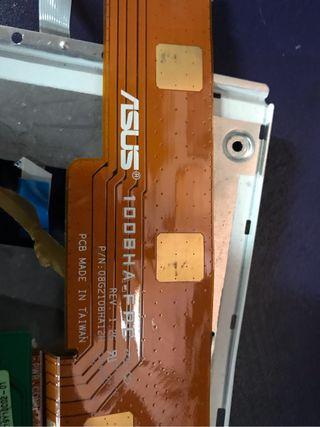 Asus 1008 HA piezas varias