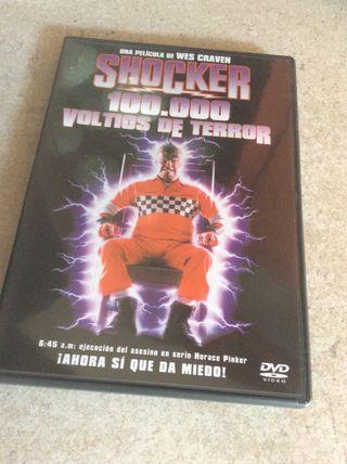 SHOCKER 100.000 voltios