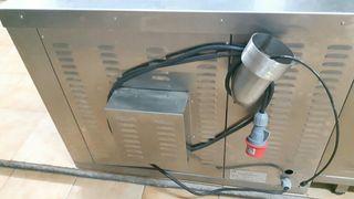 Horno industrial eléctrico 220v marca GPG