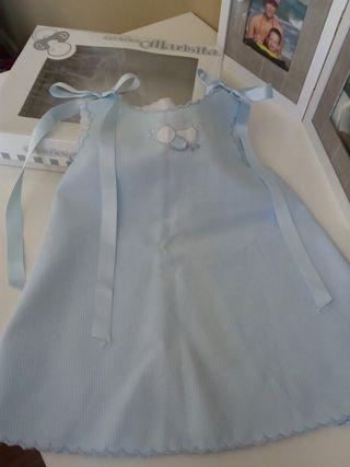 vestido faldon