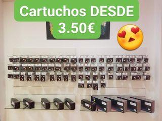 cartuchos/toners