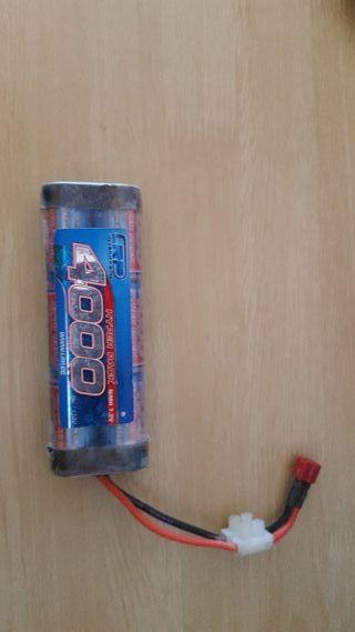 Batería nimh 7.2v