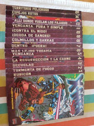 X-MEN SAGA DE JIM LEE