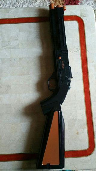 Escopeta para Wii