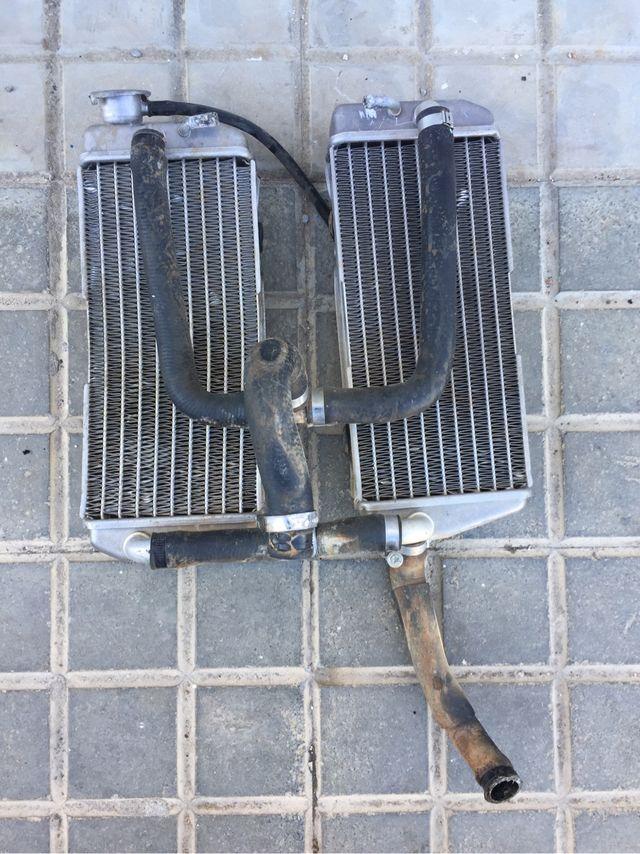 Radiadores gas gas 125