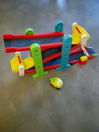 pista de coches imaginarium