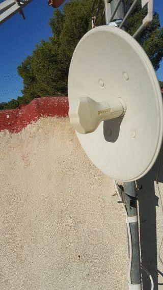parabolica wifi