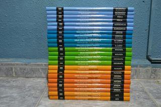 Gran enciclopedia tematica escolar del siglo XXI