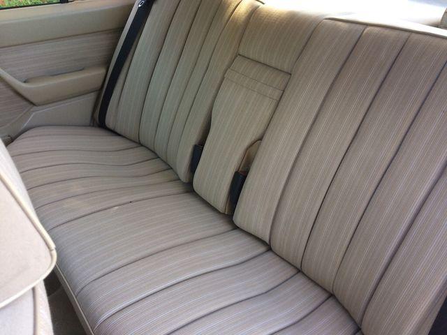 Mercedes-Benz Clase E 300 D (W124) 1990