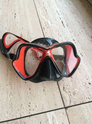 Mascara buceo Mares X Vision