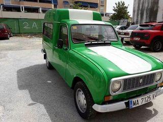 Renault 4L nuevo !!!SOLOHOY !!!