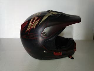 Casco Fox Enduro Cross